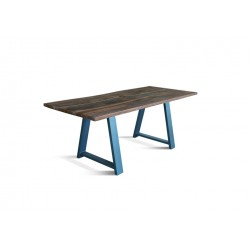 CATURAL-AZ Solid Wood Dining Table