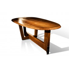 KOTTIS Solid Wood Dining Table