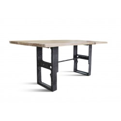 BURBAN 180 Solid Wood Dining Table