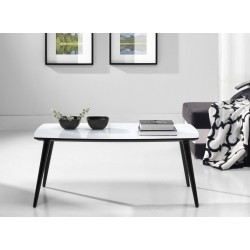 Fessai Glass Top Coffee Table