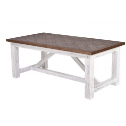TERSAL Wood Dining Table