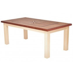 DIND ROSE Wood Dining Table