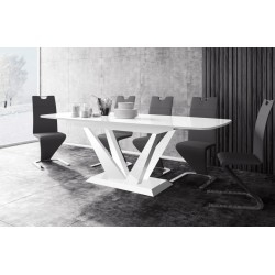 NERFETTO Dining Table with Extension