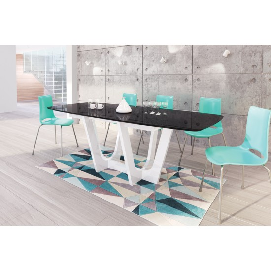 ARBINO Dining Table with Extension